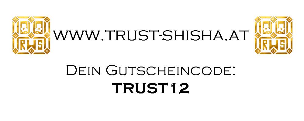 Trust Shisha Shop Gutschein